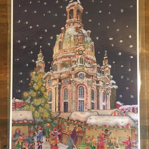 クリスマスまでカウントダウン! アドベントカレンダーの、ご紹介です。