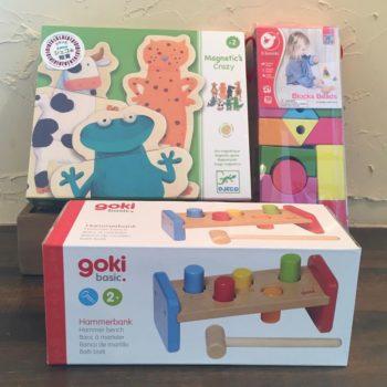 おもちゃいろいろ入荷しましたよ!1歳さん〜2歳さんにおすすめ編