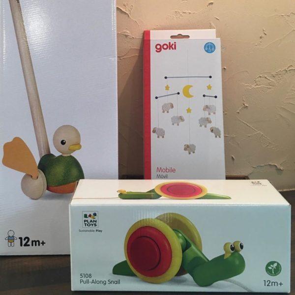 おもちゃいろいろ入荷しました!ご出産のお祝いにおすすめ編