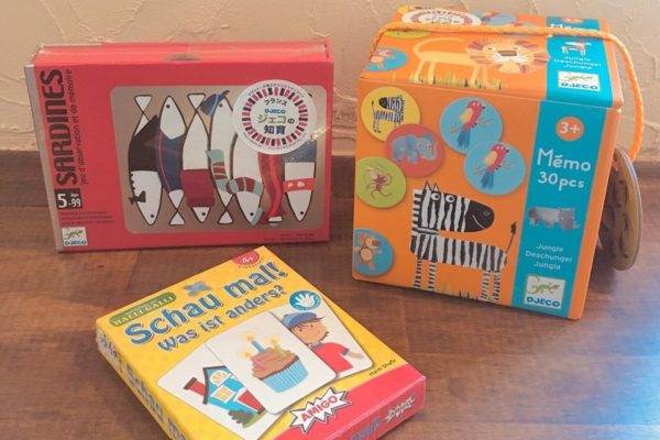 stay at home!おうち時間を楽しむおもちゃ カードゲーム メモリーカード編