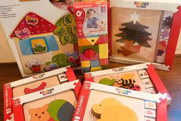 2歳〜3歳のお子さまにおすすめのおもちゃ その①