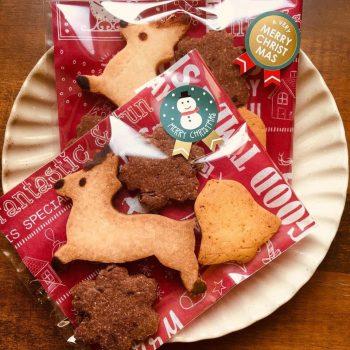 おやつのじかんさんのクリスマスクッキーの販売を開始しましたよ🎄