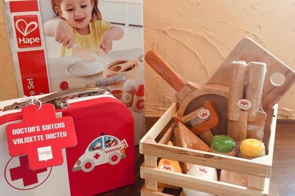 2歳〜3歳のお子さまにおすすめのおもちゃ その③