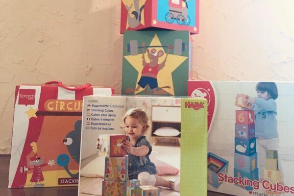 0歳〜1歳のお子さまにおすすめのおもちゃ その③