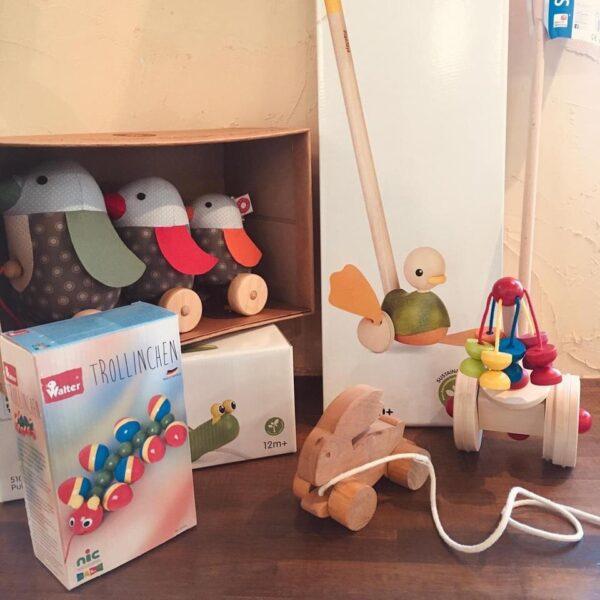 0歳〜1歳さんにおすすめのおもちゃ その②